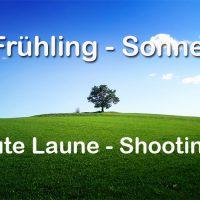 Frühling – SHOOTINGTIME!